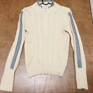 DKNY Cream Sweater
